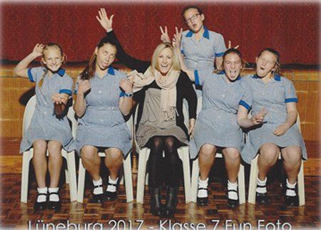 Schule Lüneburg Skool - Klasse 7 Fun Foto