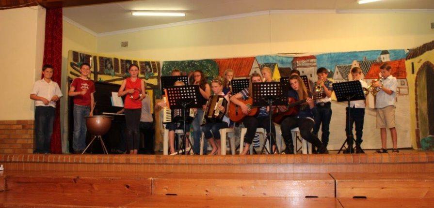 Schule Lüneburg Skool - Musikabend