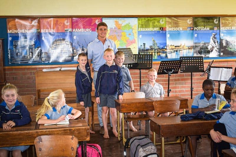 Schule Lüneburg Skool - Voordele van Duits
