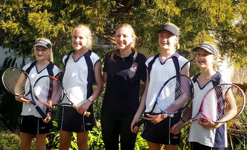 Schule Lüneburg Tennis